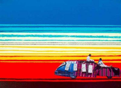 "Opening of ""Metaphor, Myth, & Politics: Art fr..."