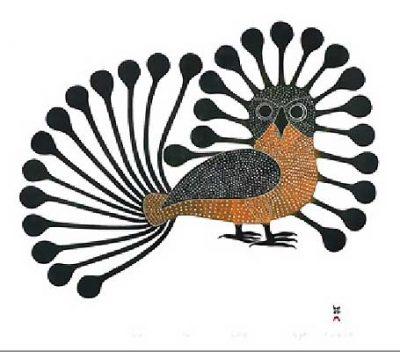 """Metaphor, Myth, & Politics: Art from Native Printmakers"""