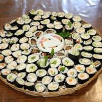 Roll Your Own Sushi IV with Instructor Laura Leigh...