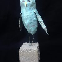 Whimsical Sculptures: An Adult and Child Art Class...