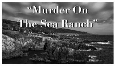 Gualala Arts Theater presents a Murder Mystery Din...