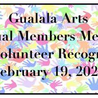 2020 Annual Members Meeting & Volunteer Recognition