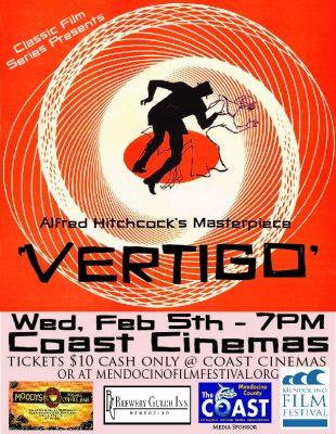 VERTIGO - Classic Film Series