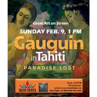 Great Art on Screen: Gauguin in Tahiti: Paradise Lost