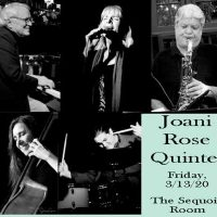 Joani Rose Quintet - Cancelled