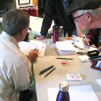 Sketchbook Journaling With instructor Michael Hend...