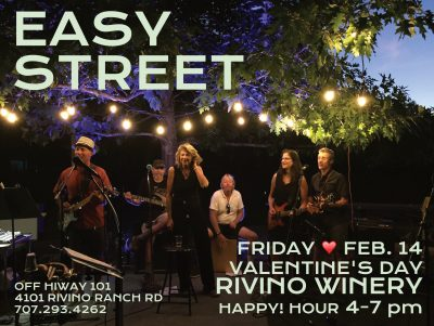 HAPPY HOUR WITH EASY STREET