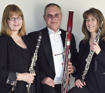 Opus Chamber Music Series Presents Trois Bois and ...