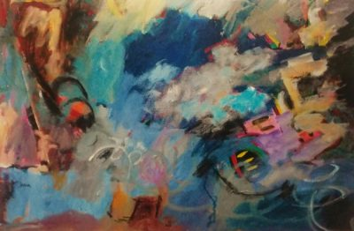 "Lynn Thompson: ""Cosmic Creations"" GALLERY CLOSED"