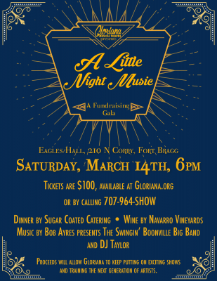 A Little Night Music - Fundraising Gala - POSTPONED UNTIL FALL