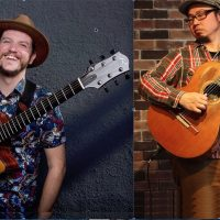 Acoustic Guitar Virtuosos Ryan Ayers and Aki Miyoshi at Willits Community Theatre POSTPONED