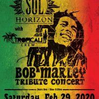 Sol Horizon: A Bob Marley tribute concert