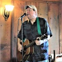 Guitarist Chris Forshay at Blue Wing Sunday Brunch