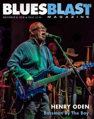 HENRY ODEN BAND at Blue Wing Monday Blues