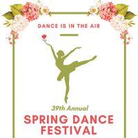 Spring Dance Festival - CANCELLED