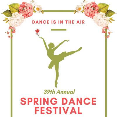 Spring Dance Festival - CANCELLED