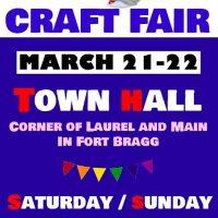 Fort Bragg Whale Festival Craft Fair - CANCELLED