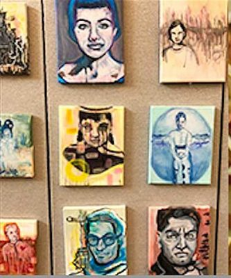 Mendocino College Virtual Spring Student Art Show 2020