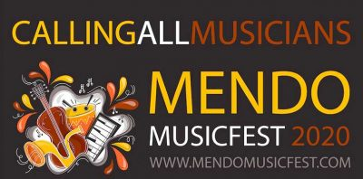 Mendo Musicfest Seeking Musicians to Unite Community Through Song