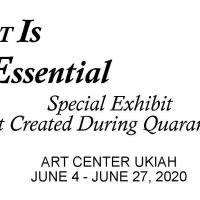 """Art Is Essential"" Juried Show"