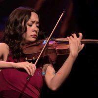 Mendocino Music Festival: Lucia Micarelli Virtual Visit FREE