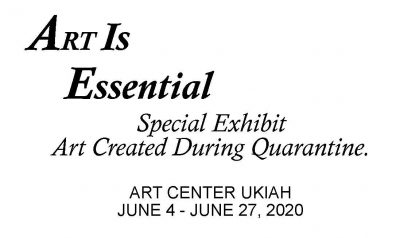 Art Is Essential Juried show