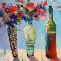 Loosen Up With Aquamedia Painting - Online Workshop