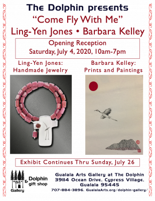 """Come Fly with me!"" Featuring Barbara Kelley, prin..."