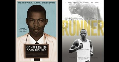 MFF Virtual Cinema - JOHN LEWIS: GOOD TROUBLE and RUNNER
