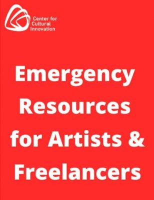 Emergency Resources for Artists and Freelancers