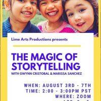 THE MAGIC OF STORYTELLING