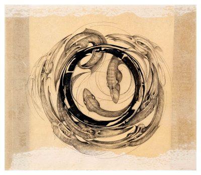 Mendocino Calligraphy Study Group Exhibition