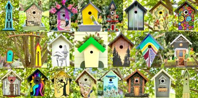 Birdhouse Auction