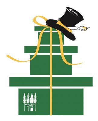 Art In The Redwoods: Boxed Hat Dinner Fundraiser