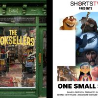 MFF Virtual Cinema - THE BOOKSELLERS & ONE SMALL STEP