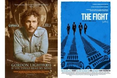 MFF Virtual Cinema - THE FIGHT and GORDON LIGHTFOOT: IF YOU COULD READ MY MIND