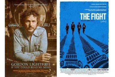 MFF Virtual Cinema - THE FIGHT and GORDON LIGHTFOO...