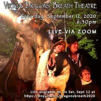 DRAGONS' BREATH VARIETY SHOW GOES VIRTUAL