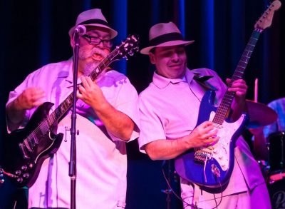 """""""Twice as Good"""" Play at Blue Wing Outdoor Supper Service"""