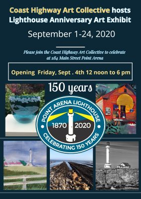 Celebrating The 150 Lighthouse year with Artworks ...