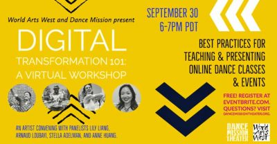 Digital Transformation 101: A Virtual Workshop