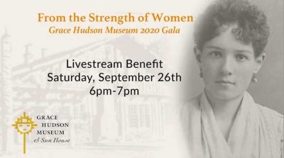 """From the Strength of Women"" Grace Hudson Museum 2..."