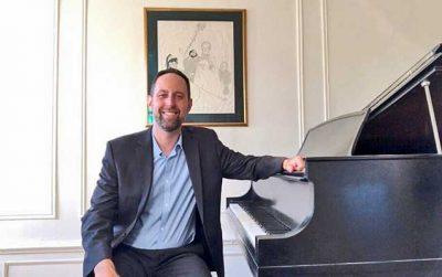 Mendocino Music Festival: Spencer Myer at Home
