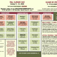 Register for SPACE Performing Arts Classes in Octo...