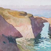 Online Reception: Mendocino Open Paint Out Retrospective Exhibition