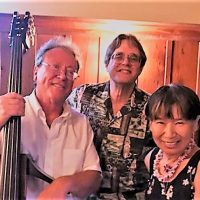 """Majide"" Trio at Blue Wing Supper Service"