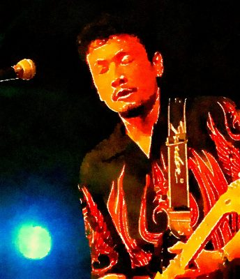 """""""Live from the Blue Wing"""" with Guitarist Takezo Takeda"""