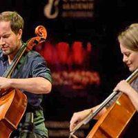 "Ukiah Community Concert Association Presents ""Deep Strings"" Virtual Recital"