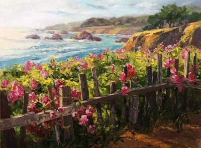 October's Featured Artist: Painter ERIN DERTNER