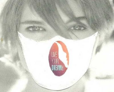 Soroptimist Int'l. of Noyo Sunrise Face Mask Conte...
